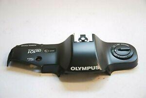 Olympus OM101...Top housing..black. NEW spare part
