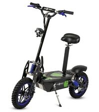 Patinete electrico 2000w 45km/h scooter patin con sillin plataforma ruedas tacos