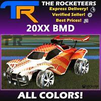 [XBOX ONE] Rocket League Every 20XX Black Market Decal Lime Crimson etc.