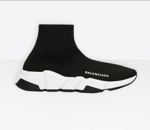 Women's Designer Style Knit Speed Sock Runner shoes Men's Trainers Sneakers AUS