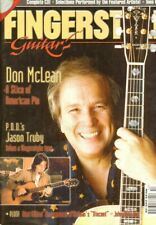 #52 Fingerstyle Guitar Magazine Back-Issue with CD