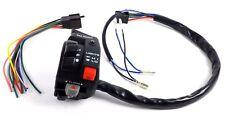 "Motorcycle Handlebar Left Side Switch 7/8"" Kill On/Off Starter Button ATV Custom"