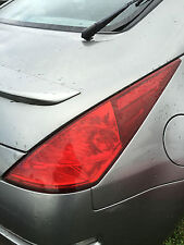 Nissan 350z rear R/H light