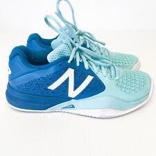 NEW BALANCE 996v2 Women's US 6.5 Gym/Tennis/Training Shoes wc996bl2 Near new