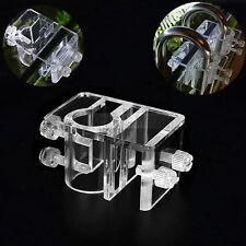 Acryl Aquarium Schlauchhalter Halterung Wasserpfeife Filter Schlauch Halter 20mm