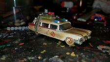 Custom 1/64 Scale Hot Wheels '59 Cadillac Ecto-1 Ghostbusters Afterlife