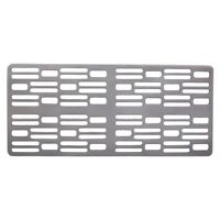 Titanium Charcoal Bbq Grill Barbecue Net Camping Outdoor Grill Net Y5V1