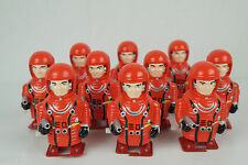 """(10) NEW 1990's Comet Toys: Windup 4"""" Astronaut: 2001: A Space Odyssey NOS VTG"""