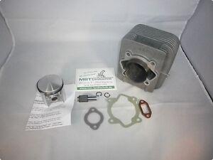 AS Mäher Motor Dichtung Kolben Zylinder Kolbenring Rasenmäher AS 26 AH 9/3