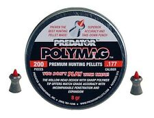 JSB Predator Polymag .177 Cal 8.0 Grains Pointed 200ct 011