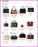 USA - HANDBAG, PURSE Website|FREE Domain|Make$$$|100% GUARANTEED or Pay NOTHING!