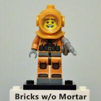 New Genuine LEGO Diver Minifig Series 8 8833