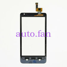 New Touch Screen Digitizer Glass Lens For ZTE Engage V8000 Black