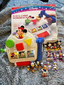 Vintage & modern Mickey & friends toys