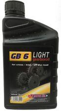 Huile Boite BO Motor Oil GB6 Light 5L pour cross et trial