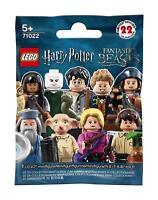 LEGO 71022 HARRY POTTER E GLI ANIMALI FANTASTICI BUSTINA PERSONAGGIO MINIFIGURE