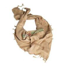 Shemag Kefiah SABBIA TAN Originale Militare Sciarpa in 100% Cotone