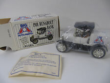 Ertl  Big A Auto Parts  1918 Runabout Bank   New In Bank