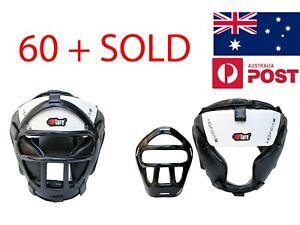 Flare Sports Grill Head Guard Bar Helmet Face Protection Headgear Kick Boxing