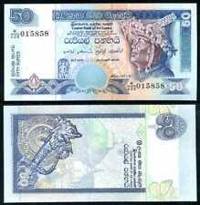 Sri Lanka 50 Rupees 2004-07-01 P 117 Unc