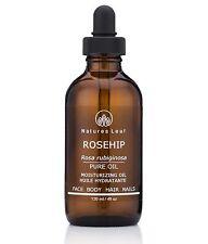 Rosehip Seed Oil Organic 100% Pure Unrefined Virgin Cold Pressed - 4 fl oz