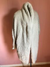 Anaak Handknit Sweater-Jacket Madewell One Size S M L XL E3306 $625