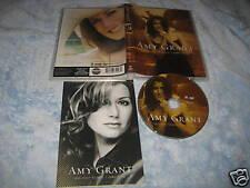 AMY GRANT - GREATEST VIDEOS 1986-2004 MUSIC DVD
