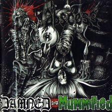 Abscess - Damned and Mummified US Old School Death