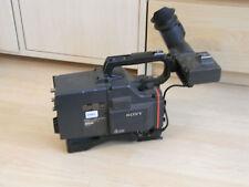 Sony dxc-325p + dxf-1820 CE + ca-325ap broadcasting llegó