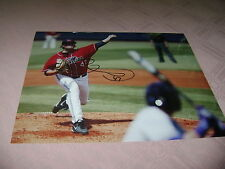 Christian Trent Mississippi Rebels Signed 8x10 Photo College World Series