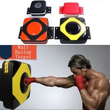 Faux Leather Wall Punching Pad Boxing Punch Target Training Sandbag Sports Dummy