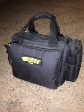 Cencal Pilot's Flight Bag - Excellent Condition, Like New. Perfect Pilot's Gift