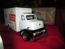 1953 Ford COE C600 Truck 1:30 ERTL  Mc Donalds  VINTAGE DELIVERY VAN NO BOX