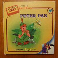 Cuentos clásicos de Walt Disney Peter Pan y Rapunzel libros para niños infantil