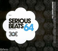 Serious Beats 64 - 3CD BOX - HOUSE TRANCE ELECTRO