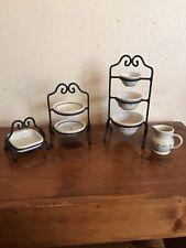 Longaberger Baskets Jw Miniature Mini Pottery and Accessory