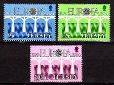 Jersey - 1984 Europa Cept - Mi. 320-22 MNH