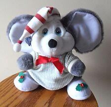 """Applause Mouse 1987"""" Korea Vintage plush stuffed animal"""