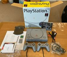 Sony PS1 Console Chipped Bundle Boxed  + Games  (PlayStation 1 One)