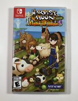Harvest Moon Light of Hope Special Edition (Nintendo Switch) Fast Free Shipping