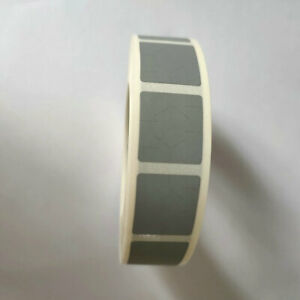 20mm Square SCRATCH OFF STICKERS LABELS TICKETS PROMOTIONAL FAVORS 1000PCS