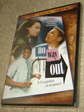 No Way Out (DVD, 2006, Full Frame), NEW & SEALED, REGION 1,WITH RICHARD WIDMARK