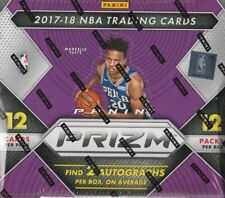 Panini 2017-18 Prizm Basketball Cards