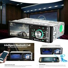 "4.1"" Bluetooth Car Radio Stereo Head Unit Player MP5/MP3/USB/AUX-IN/FM In-Dash"