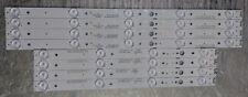Set 4x CRH-A4330300105R6CN + 4x CRH-A4330300104L6CN LG 43UJ620V-ZA