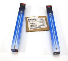 Radium 22300317 Halogenglühlampe zweiseitig gesockelt RJH-TS 1000W/230/C/R7S