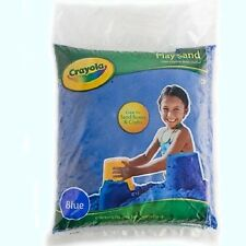 Crayola Blue Play Sand 20 Pound Bag Boxes,Tables,Arts & Crafts High Quality