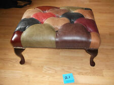 Chesterfield Furniture Suites with Footstool