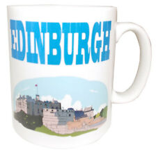 Edinburgh Mug - Featuring illustrations from the area