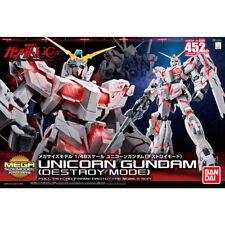 Mega Size Model Mobile Suit Gundam Unicorn Gundam (Destroy Mode) 1/48 Scale